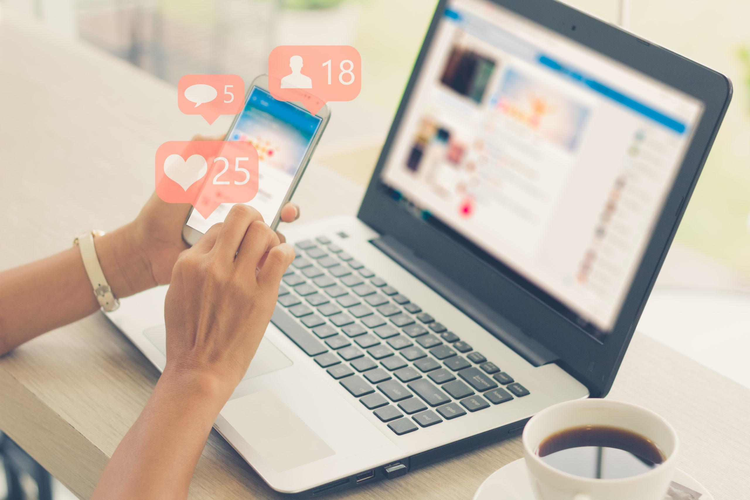 5 étapes pour vendre à travers les réseaux sociaux en 2020